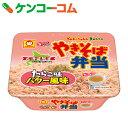 やきそば弁当 たらこ味バター風味 111g×12個[マルちゃん 焼きそば(ヤキソバ)]【あす楽対応】【送料無料】