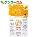 hadakara(ハダカラ) ボディソープ フルーツガーデンの香り つめかえ用 360ml[hadakara(ハダカラ) ボティーソープ]【li…