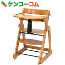 日本育児 たためる木製スマートハイチェア3 ナチュラル[日本育児 キッズ 机・椅子]【送料無料】