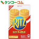 モンデリーズ・ジャパン リッツ チーズサンド 18枚(9枚×2パック)[リッツ クラッカー]