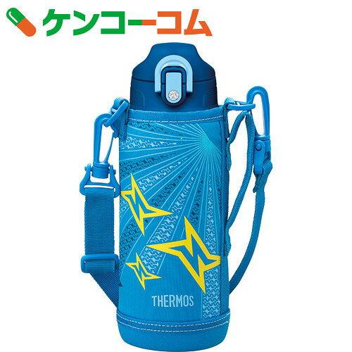 サーモス 真空断熱2WAYボトル FHO-800WF BLY ブルーイエロー 0.8L[サーモス水筒 ステンレスボトル]【thbr12】【あす楽対応】【送料無料】