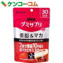 UHA味覚糖 グミサプリ 亜鉛&マカ コーラ味 30日分 60粒[UHA味覚糖 栄養機能食品(亜鉛)]【あす楽対応】