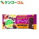 UHA味覚糖 HAPPYデーツ ラムレーズン味 4本入×10袋[ハッピーデーツ 菓子(マクロビオティック)]【あす楽対応】