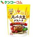 日清シスコ スーパー大麦 グラノーラ 200g