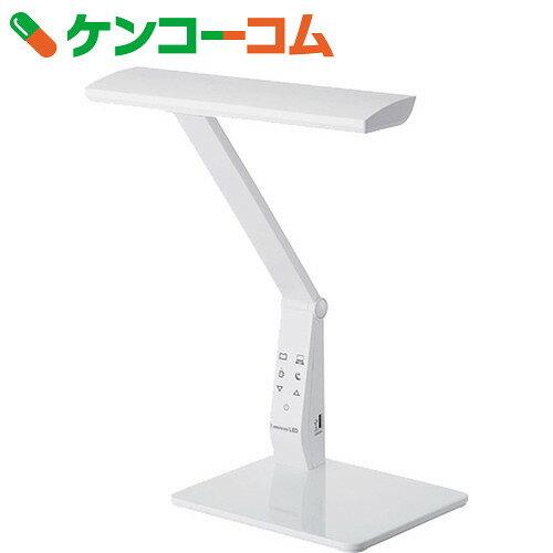 Luminous(ルミナス) LEDデスクライト調光・調色ホワイト DL-K228CWH【送料無料】