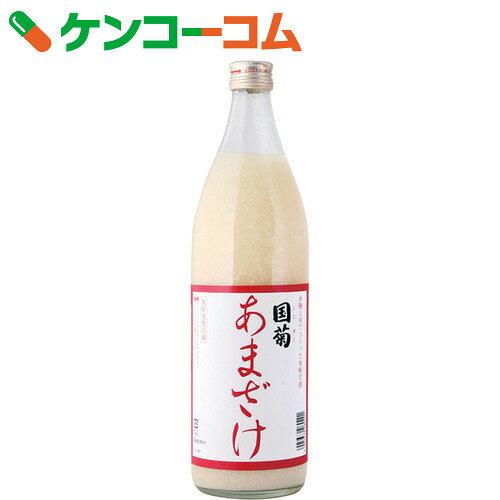 国菊 あまざけ(甘酒) 900ml×6本【送料無料】