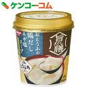日清 旨だし膳 おとうふの鶏だしネギ塩スープ 18g×6個[日清 カップスープ]