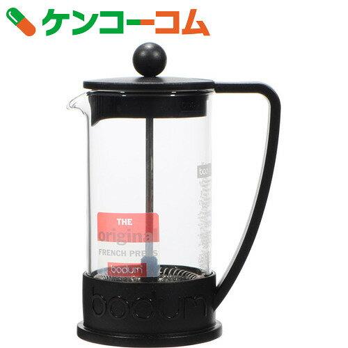 bodum(ボダム) BRAZIL(ブラジル) フレンチプレスコーヒーメーカー 0.35L ブラック 10948-01