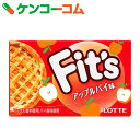【期間限定】ロッテ フィッツ アップルパイ味 12枚×10個[Fit's(フィッツ) ガム]