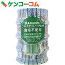 KAMOME 本格野菜スープ仕込み ライトツナフレーク水煮(食塩不使用) 80g×4缶[かもめ屋 ツナ缶]