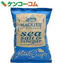 マッキーズ ポテトチップス シーソルト&ビネガー 40g×24袋[マッキーズ ポテトチップス]【送料無料】
