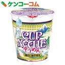 日清 カップヌードル そうめん 鯛だし柚子風味 59g×12個[カップヌードル 素麺(そうめん)]【送料無料】