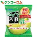 【期間限定】オリヒロ ぷるんと蒟蒻ゼリー パウチ メロン 20g×6個