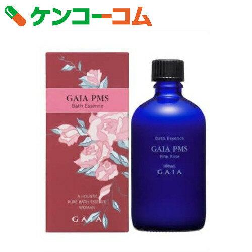 GAIA PMSシリーズ バスエッセンス・ピンクローズ 100ml