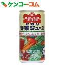 ヒカリ 野菜ジュース(無塩) 190g×30缶[光食品 ヒカリ 野菜ジュース]【送料無料】