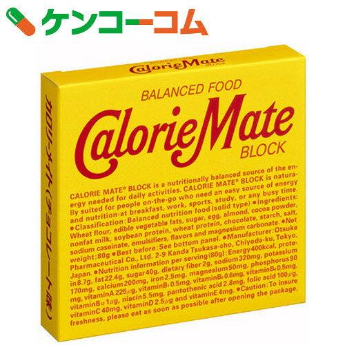 カロリーメイト チョコレート味 4本