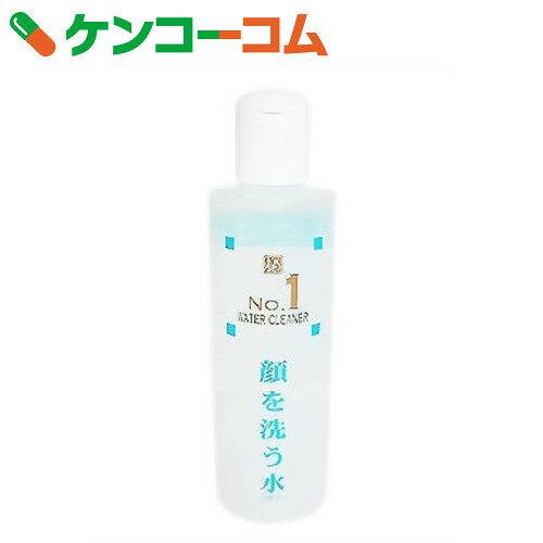 顔を洗う水 No.1 ウォータークリーナー 洗顔化粧水 500ml【送料無料】