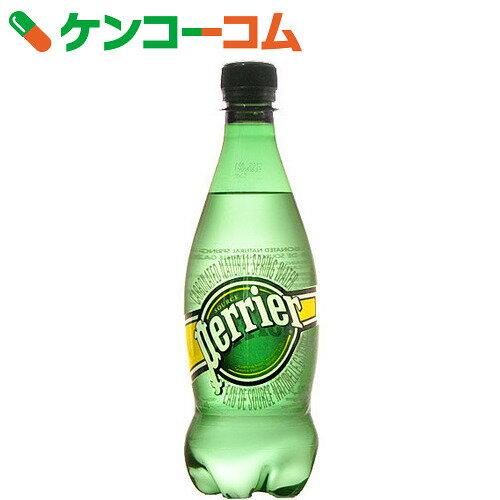 ペリエ 炭酸水 500ml×24本 ペットボトル(並行輸入品)【19_k】【rank】【送料無料】