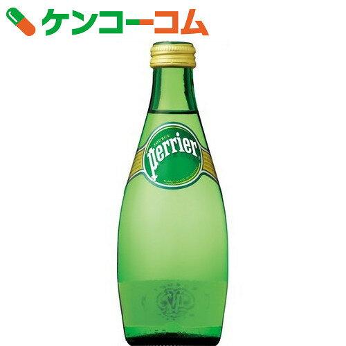 ペリエ 炭酸水 瓶 330ml×24本(正規輸入品)【送料無料】
