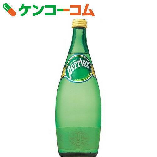 ペリエ 炭酸水750ml×12本(正規輸入品)【送料無料】