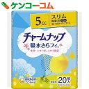 チャームナップ 吸水さらフィ 5cc 微量用 20枚 軽い日用ナプキンサイズ 17.5cm (軽い尿モレの方)