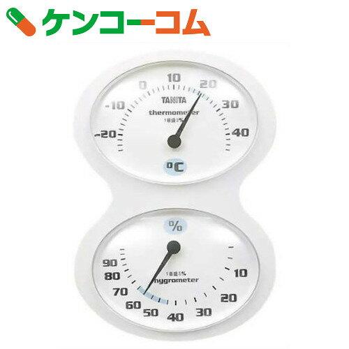 タニタ 温湿度計 TT-509-WH ホワイト