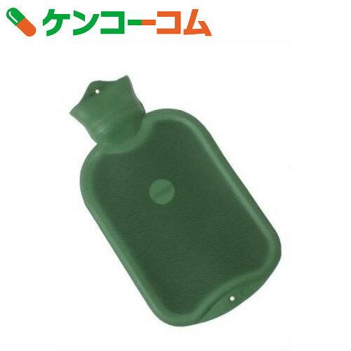 カラーゴム湯たんぽ 2L 緑
