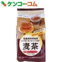 創健社 遠赤外線焙煎 麦茶(国内産六条大麦100%) 10g×16袋[創健社 麦茶]