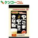 山本漢方 黒ごま黒豆きな粉 200g×2袋入[きなこ(粉末)]