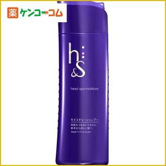 h&s(H和S)头部水疗水分洗发水200ml[洗发水瓶头部水疗头皮]