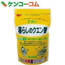 ミヨシ 暮らしのクエン酸 330g[ケンコーコム ミヨシ石鹸 ナチュラルクリーニング クエン酸クリーナー]【あす楽対応】