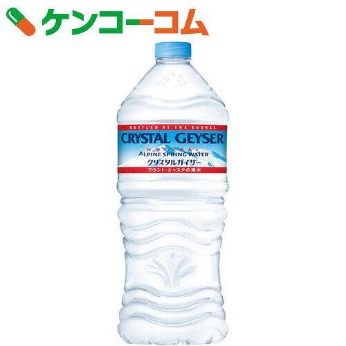 クリスタルガイザー ミネラルウォーター 1L×12本(正規輸入品)【送料無料】