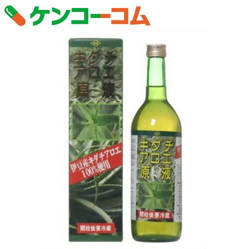 キダチアロエ原液 伊豆産100%(国内産) 720ml【1_k】