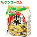 クノール ふかひれ入り中華スープ 5食入[クノール 中華スープ]【あす楽対応】