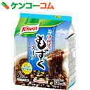 クノール 沖縄産もずくスープ 5袋[海藻スープ]