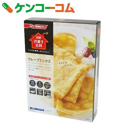 お菓子百科 クレープミックス 200g