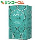 パッカハーブス リフレッシュ(ピッタ) 有機ハーブティー 20袋[PUKKA HERBS(パッカハーブス) ペパーミントティー(ペパ…
