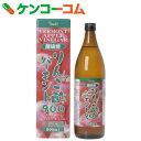 ユウキ製薬 リンゴ酢バーモント900 5倍濃縮 900ml[りんご酢]