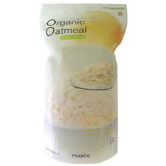▼P up to 36 times & coupon festival! Until 8/10 1:59 250 g of ▼ エルサンクジャポン existence machine oatmeal (organic natural foods)