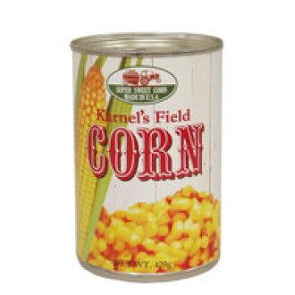 ▼P最大36倍&优惠券节!到8/10 1:59▼核场超级市场甜玉米罐420g