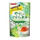 ティーブティック やさしいデカフェ紅茶 マスカット 1.2gx10ティーバッグ