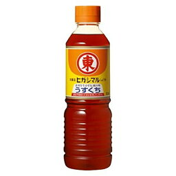 東丸醬油usukuchishoyu 500ml PET