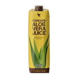 FLPアロエベラジュース(1L)1000mL(保存料・化学合成物質未使用)[Forever Living Products](アロエベラ フォーエバー aloe vera アロエジュース)