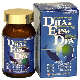DHA&EPA+DPA(120球) [ミナミヘルシーフーズ](サプリメント)