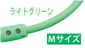 コラントッテ colantotte ワックルネック Ge+ light green M サイズコラントッテ / ワックルネック /ge+