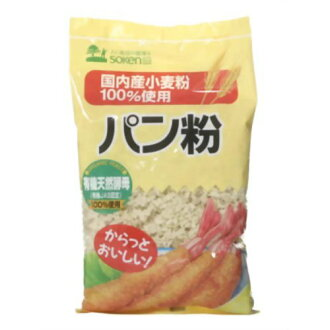 ▼P up to 36 times & coupon festival! It is 150 g of use of 100% of ▼ Sokensha wheat flour bread crumbs from country until 8/10 1:59