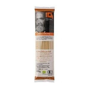 創建社 ジロロモーニ 古代小麦 有機スパゲッティ セミインテグラーレ 300g【JIROP】