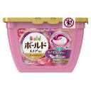 ボールド 洗濯洗剤 ジェルボール3D 癒シノプレミアムブロッサムの香り 本体 18個入り
