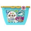 ボールド 洗濯洗剤 ジェルボール3D 爽やかプレミアムクリーンの香り 本体 18個入り