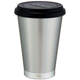 【送料無料】サーモマグ thermo mug モバイルタンブラー 350ml SILVER M16-35